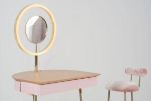 Altar vanity set