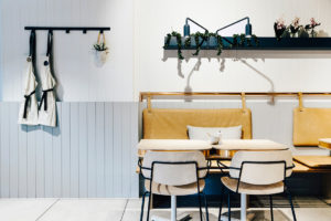 Architects EAT is a Melbourne-based architecture and interior design practice, whose projects range from small-scale private homes to high-rise developments.