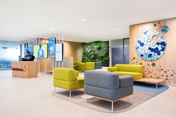 AstraZeneca Sydney designed by Futurespace | Indesignlive