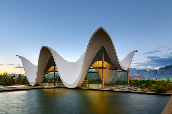 Bosjes Chapel by Steyn Studio and TV3 Architects | IndesignLive