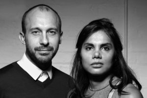 Jonathan Levien and Nipe Doshi, photo by Peter Krejci