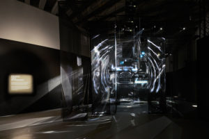 The Lexus Design Award exhibition space by Neri Oxman