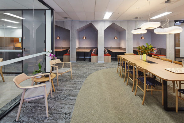 Charter Hall by Office Spectrum and Sumu Design | IndesignLive