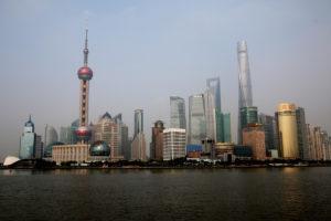 Pudong, Shanghai. Photograph by Alana Seal