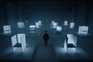 S.F Senses Of The Future by Tokujin Yoshioka x LG