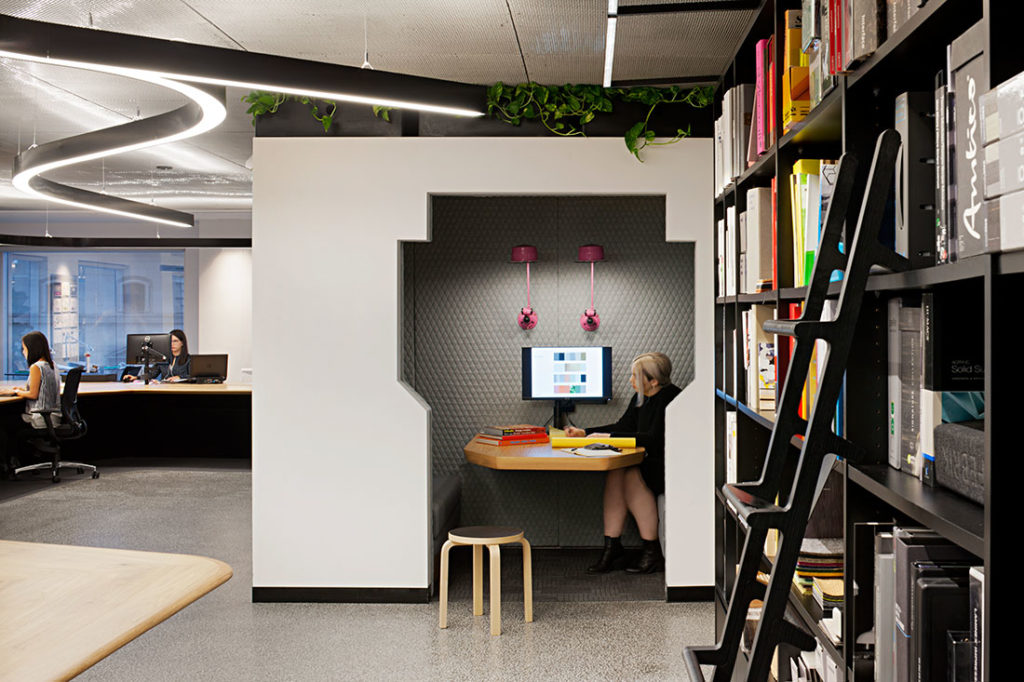 Unispace Melbourne by Unispace | IndesignLive